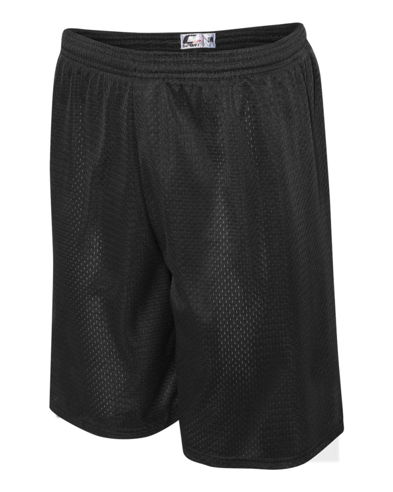 C2 Sport Mesh Mens Athletic Work Out Sports Gym Shorts 5109