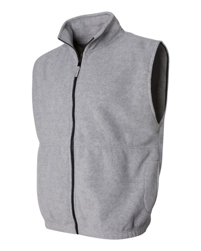 Sierra Pacific Mens Sleeveless Jacket Full-Zip Fleece Vest 3010 | eBay