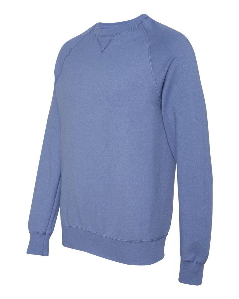 Hanes Mens Pullover Nano Fleece Crewneck Sweatshirt N260 | eBay