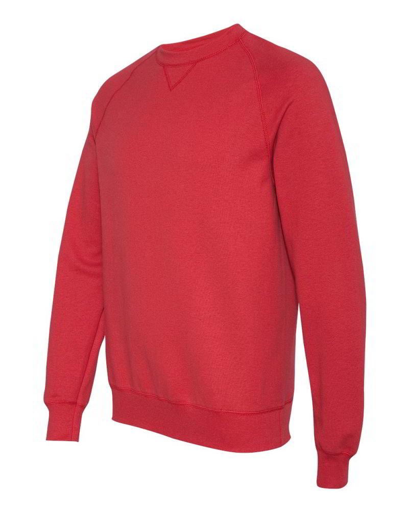 Hanes Mens Pullover Nano Fleece Crewneck Sweatshirt N260   eBay