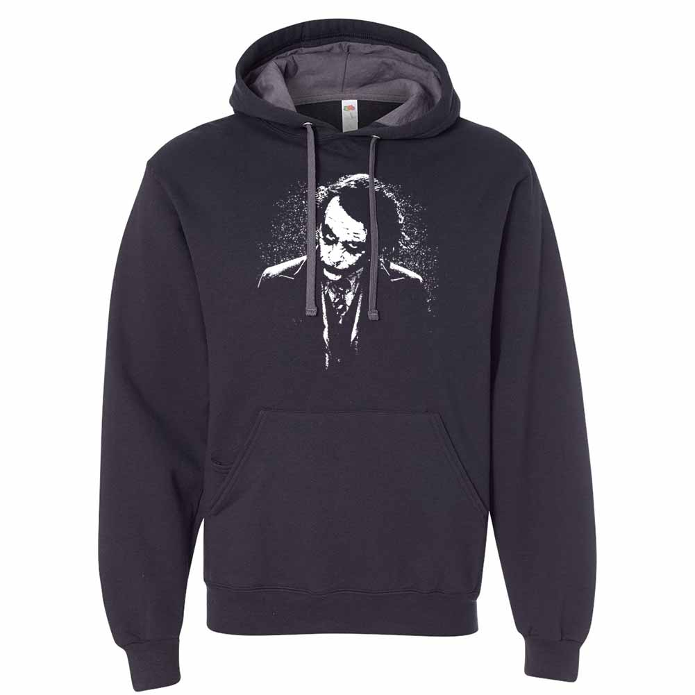 Heath Ledger The Joker Graphic Pullover Hoodies Sweatshirts | eBay