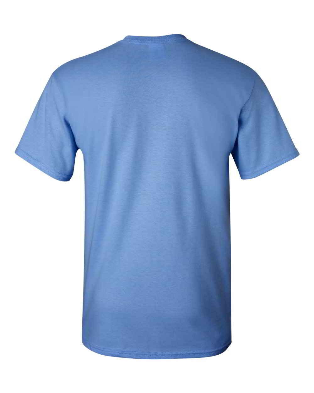 Gildan-Heavy-Cotton-Short-Sleeve-Mens-Blue-T-Shirts-5000 thumbnail 9