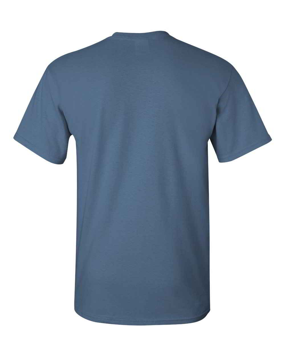 Gildan-Heavy-Cotton-Short-Sleeve-Mens-Blue-T-Shirts-5000 thumbnail 16