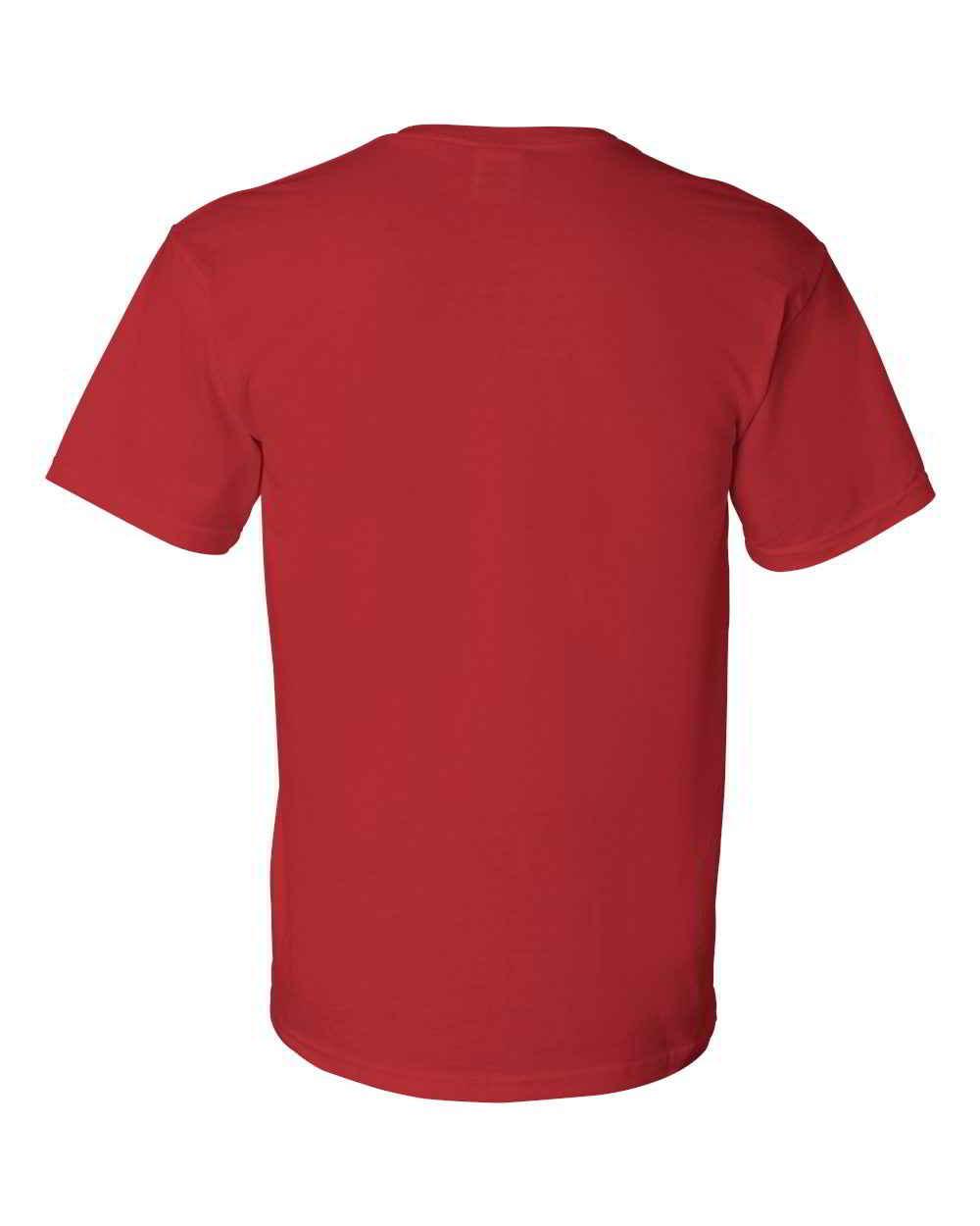 Gildan-DryBlend-Mens-50-50-Short-Sleeve-Tees-T-Shirt-with-a-Pocket thumbnail 9