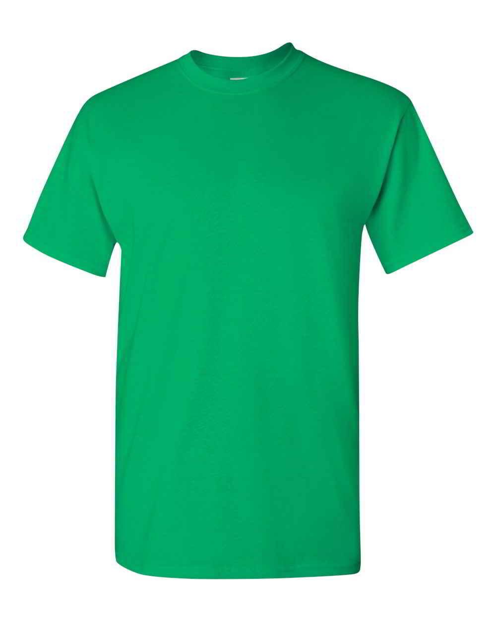 Gildan-Heavy-Cotton-Short-Sleeve-Mens-Green-T-Shirts-5000 thumbnail 13