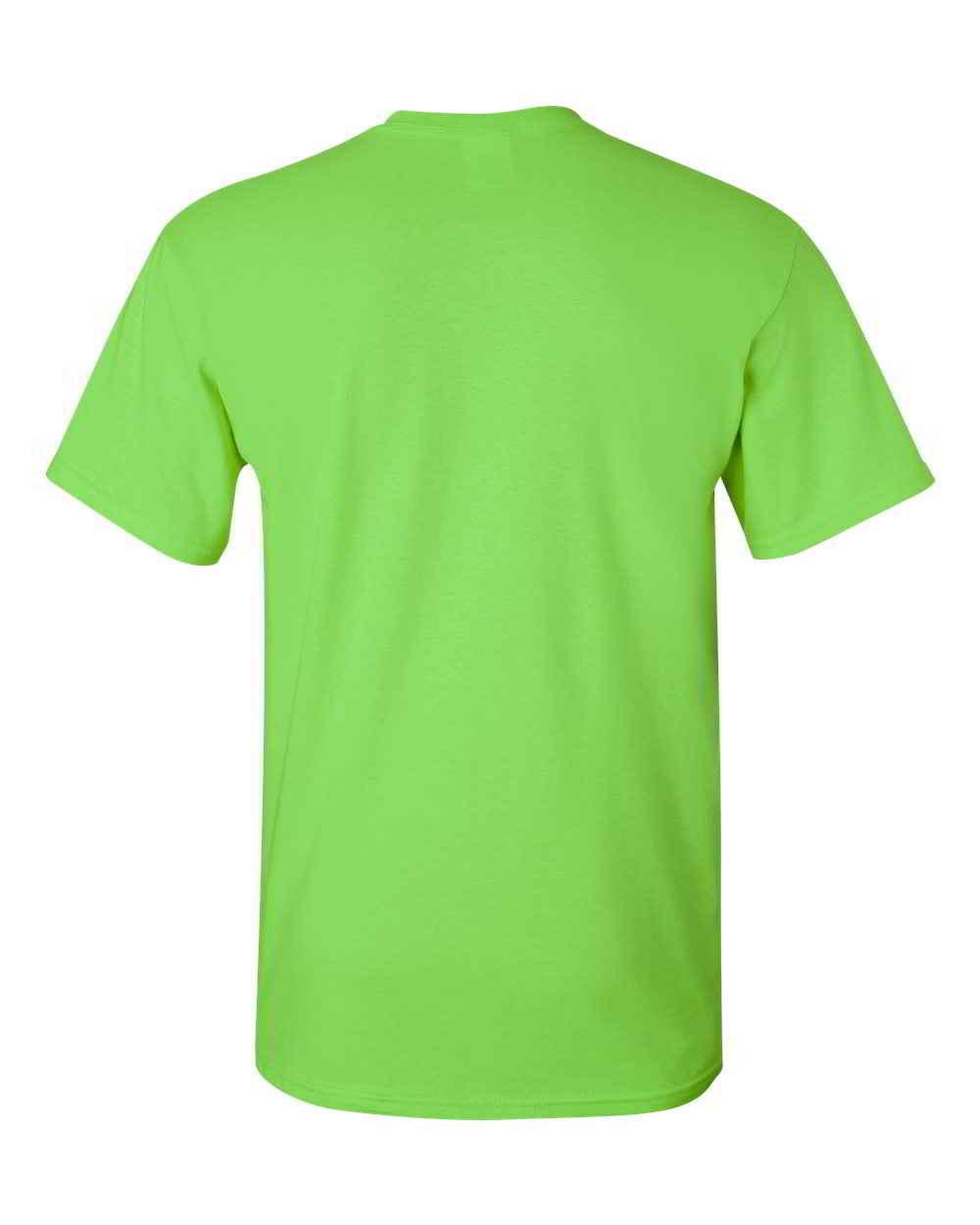 Gildan-Heavy-Cotton-Short-Sleeve-Mens-Green-T-Shirts-5000 thumbnail 20