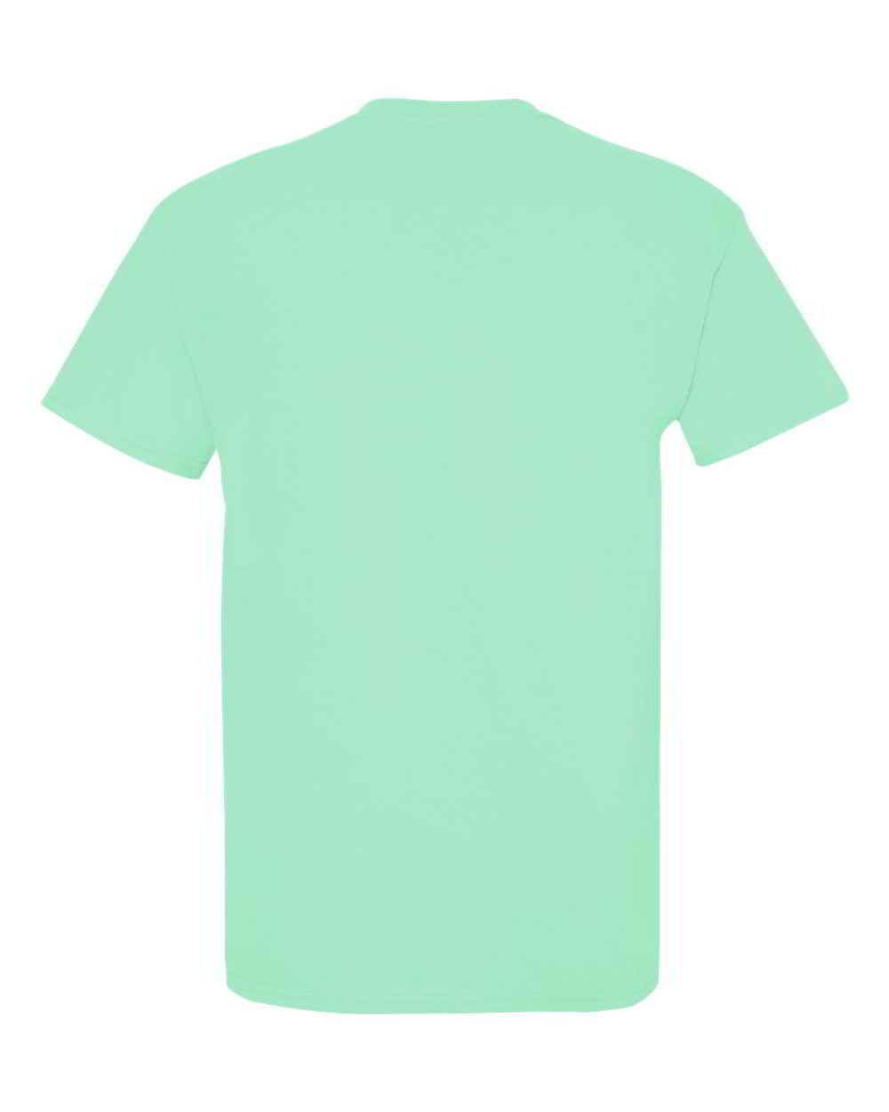 Gildan-Heavy-Cotton-Short-Sleeve-Mens-Green-T-Shirts-5000 thumbnail 26