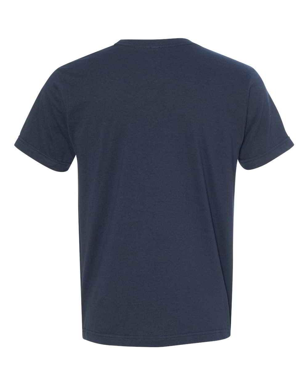 Gildan-Heavy-Cotton-Short-Sleeve-Mens-Blue-T-Shirts-5000 thumbnail 23