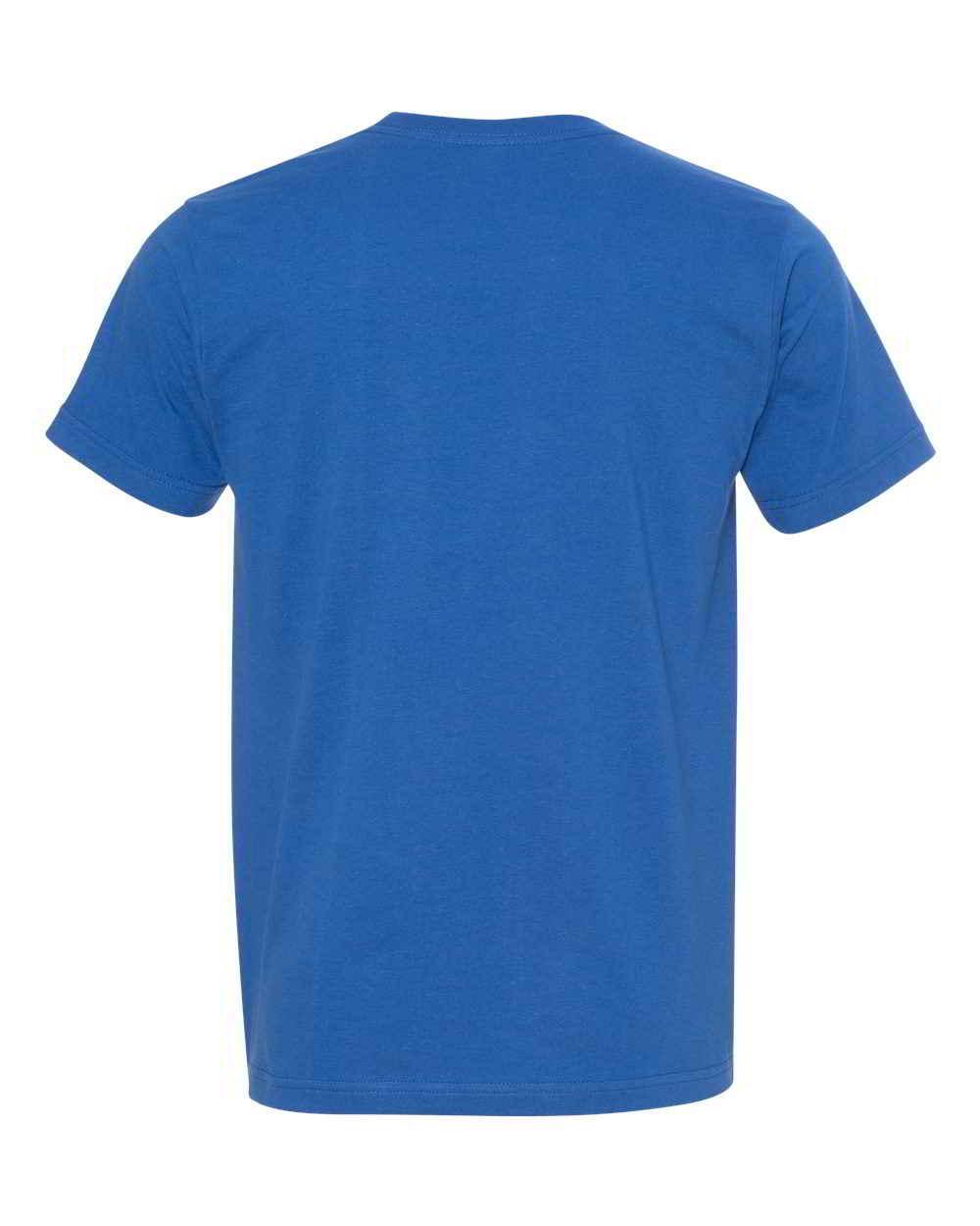 Gildan-Heavy-Cotton-Short-Sleeve-Mens-Blue-T-Shirts-5000 thumbnail 33