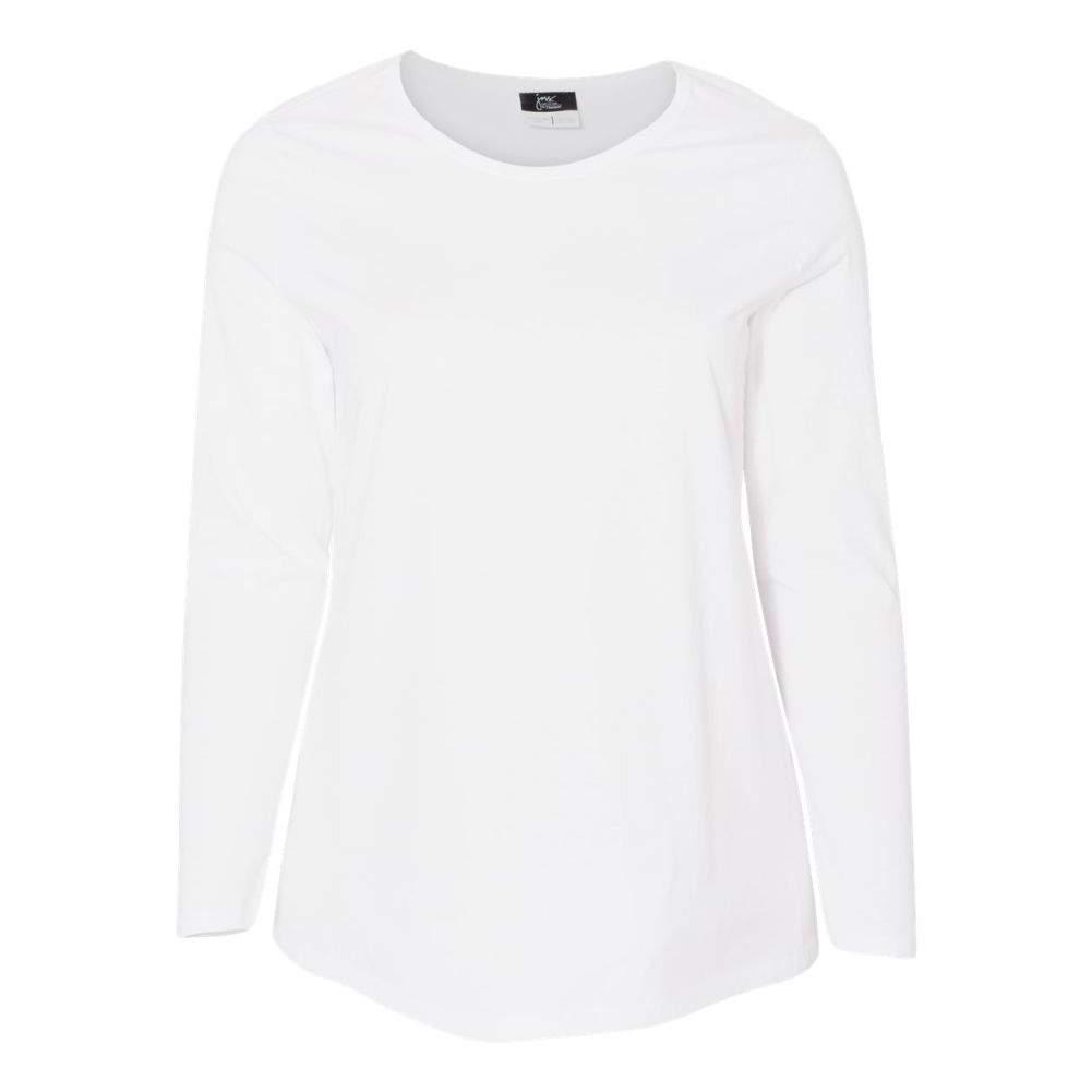 Just-My-Size-Women-039-s-Long-Sleeve-T-Shirt-JMS40 thumbnail 21