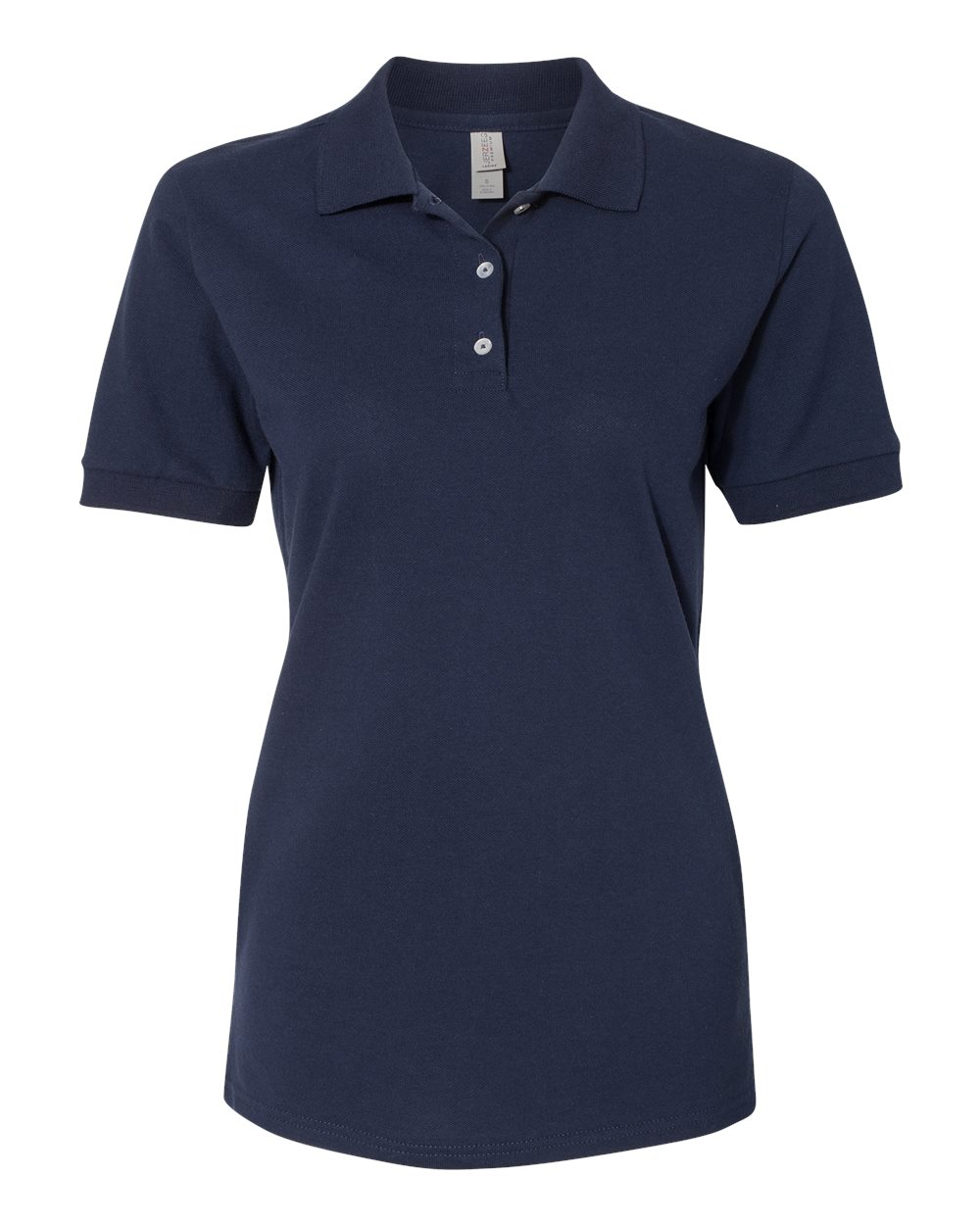 Jerzees-Women-039-s-Easy-Care-Double-Mesh-Ringspun-Pique-Polo-Sport-Shirt-443W thumbnail 13