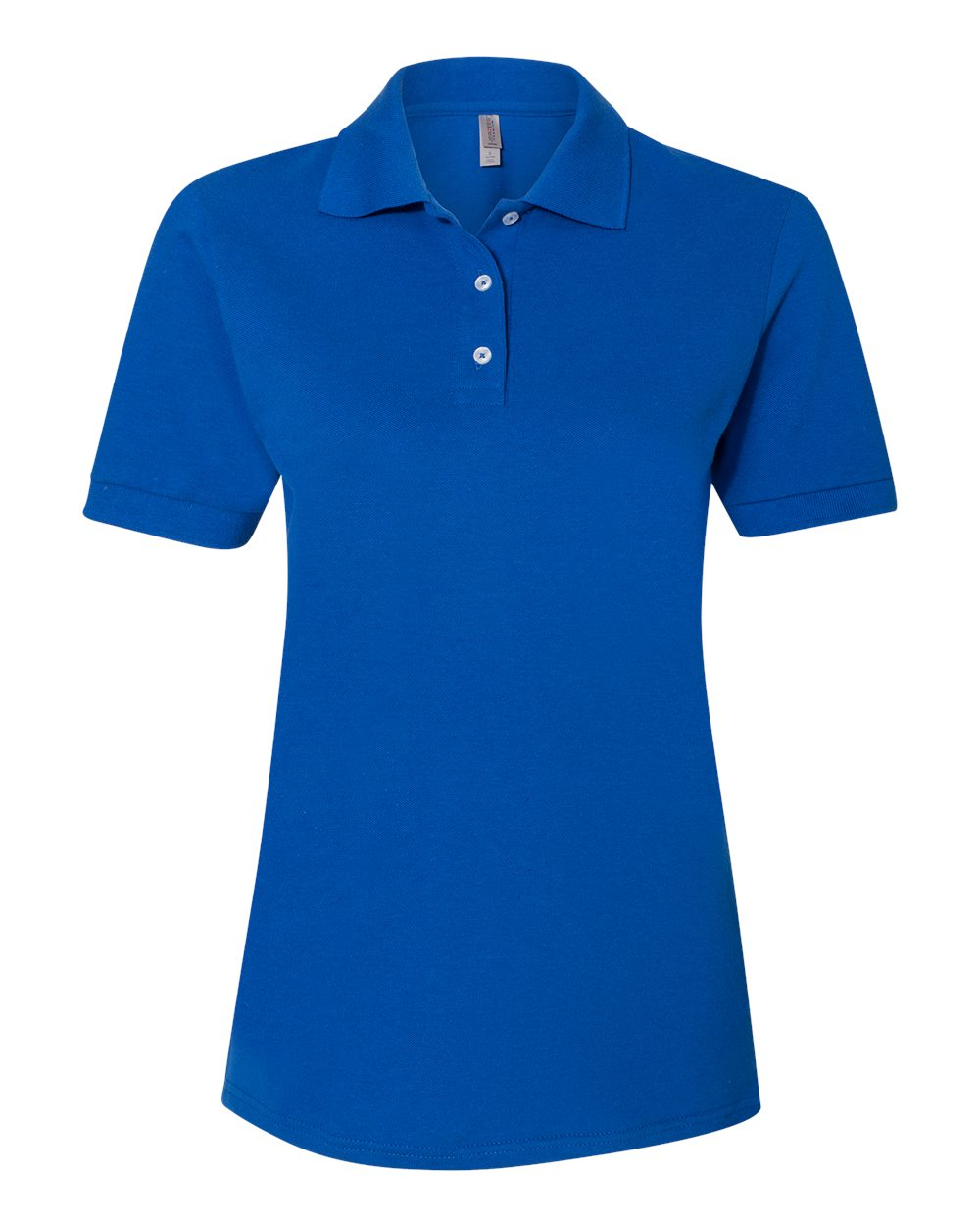 Jerzees-Women-039-s-Easy-Care-Double-Mesh-Ringspun-Pique-Polo-Sport-Shirt-443W thumbnail 17