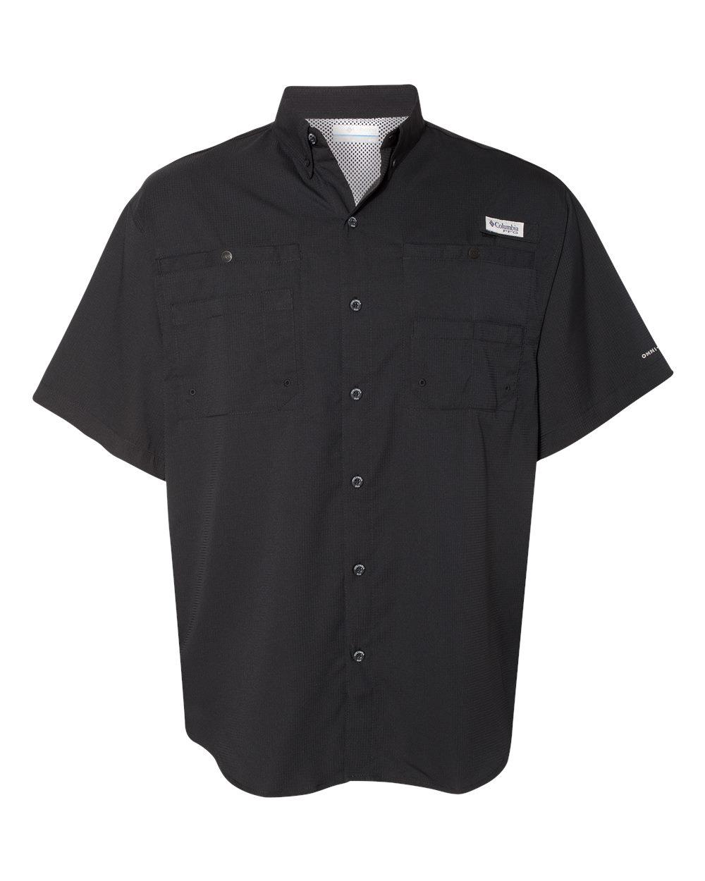 Camicia button Tamiami corta manica Columbia Ii 128705 up PapdwrP