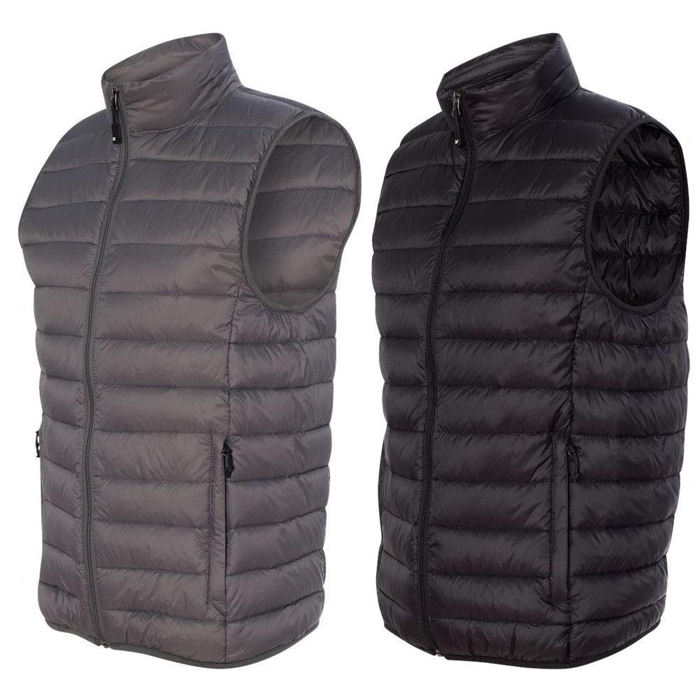 Weatherproof Mens Sleeveless Coat Jacket 32 Degrees Packable